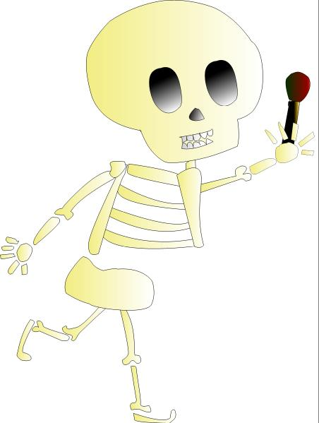 1º Estudo do cadavér da Dora Morta